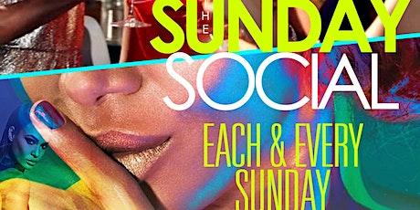 The Sunday Social tickets