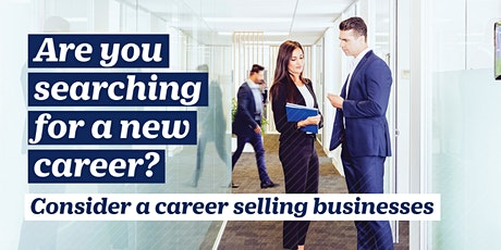 Searching for a new career? Learn about becoming a business broker. tickets