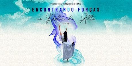 CONFERÊNCIA DE DANÇA | 27 DE JUNHO - 18H00 ingressos