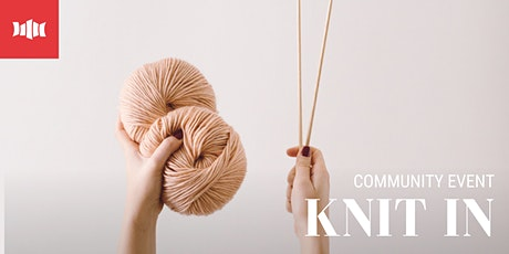 Knit In - Nowra Library tickets