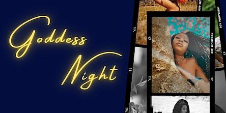 B.A.G.S: Goddess Night tickets