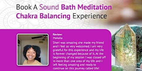 Chakra Balancing Sound Healing Meditation With Reiki, Crystals, Pyramids tickets