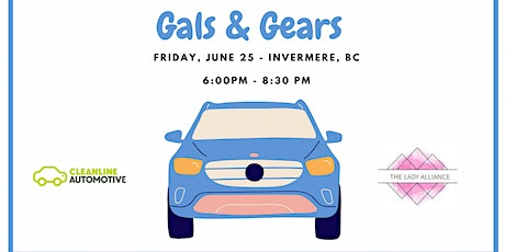 Invermere, BC - Gals & Gears tickets