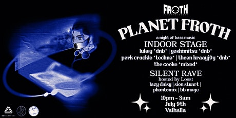 PLANET FROTH tickets