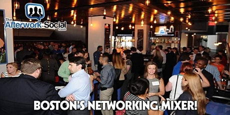 The Afterwork Social - Live Fenway Event {Complimentary Appetizers} tickets