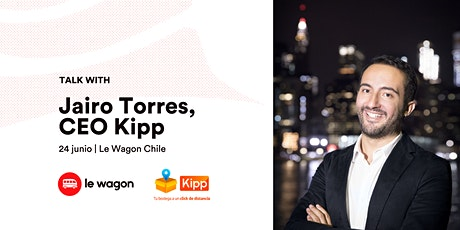 Le Wagon Talk con Jairo Torres tickets