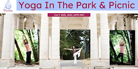 Yoga In The Park & Picnic tickets