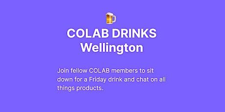 COLAB Drinks - Wellington tickets