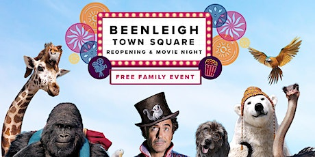 Beenleigh Town Square Reopening  and Movie Night tickets