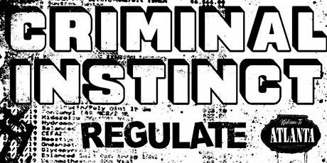 Criminal Instinct/Mindforce/Regulate/Dead Heat @ The Dog House tickets