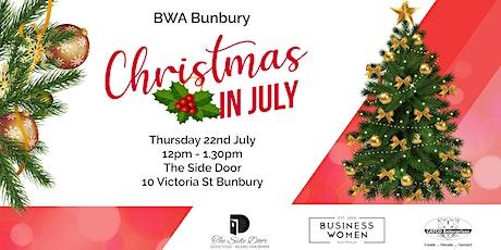 Bunbury, Business Women Australia: Christmas in July tickets