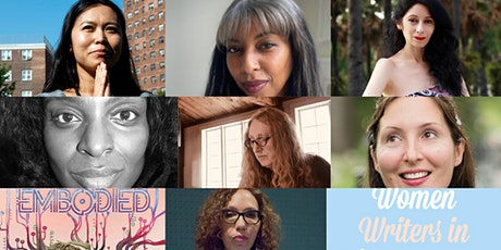 WomenWriteBloom Pride Salon + OpenMic Celebrates EMBODIED Sat 6/26! tickets