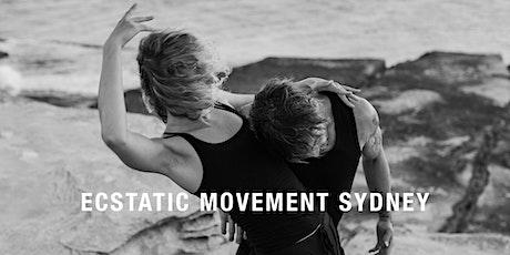 DANCE IN THE DARK - Cronulla Ecstatic Movement - Thursday 24th June tickets