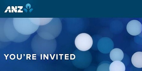 ANZ Agribusiness Insights Event - Maffra tickets