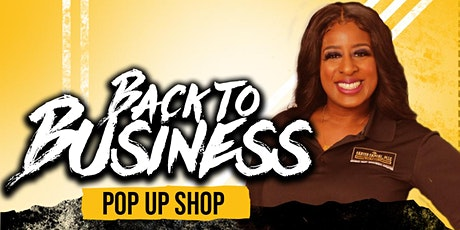 Pop Up Shop: Back To Business tickets