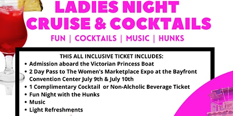 Ladies Night   Cruise & Cocktails on the Victorian Princess - Erie PA tickets