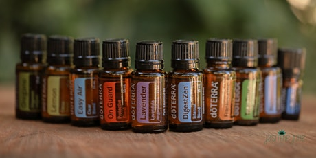 Introduction to dōTERRA oils - supporting health and wellbeing tickets