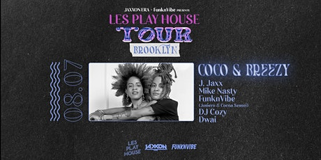 Coco & Breezy | Les Play House Tour Brooklyn tickets