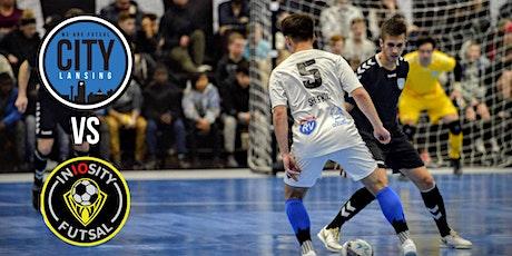 Lansing City Futsal VS In10Sity Futsal tickets