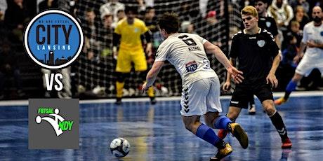 Lansing City Futsal VS Indy Futsal tickets