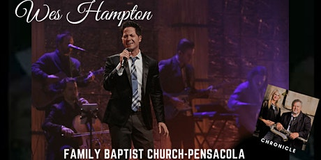 Wes Hampton-In Concert along with Chronicle tickets
