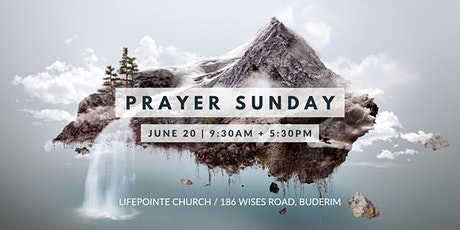Lifepointe Prayer Sunday 5:30pm Service tickets