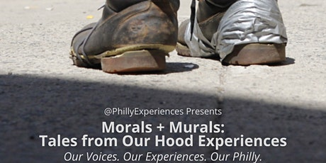 Morals + Murals:  Tales from Our Hood Experience tickets