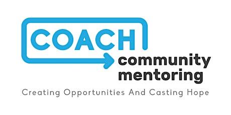 COACH Training tickets