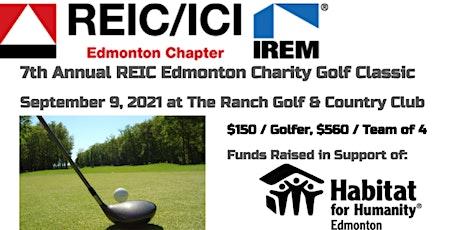 7th Annual REIC Edmonton Charity Golf Classic tickets