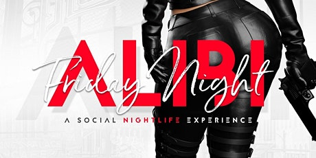 The Friday Night Alibi tickets