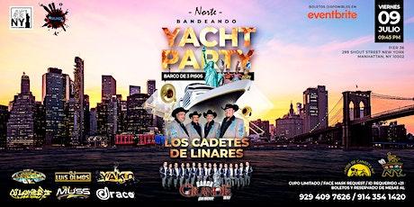 Norte Bandeando Yacht Party De 3 Pisos tickets