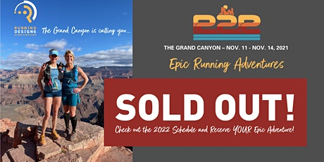 Epic Running Adventures Grand Canyon tickets