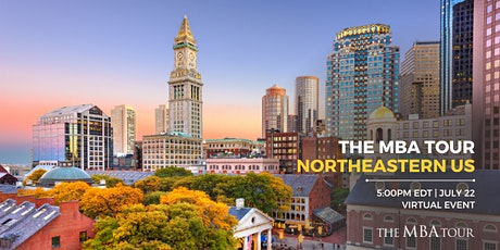 The MBA Tour Northeastern US tickets