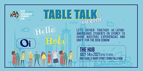 Table Talk by OISH tickets