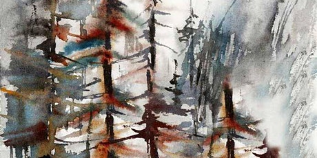 Watercolor Landscape Painting Class tickets