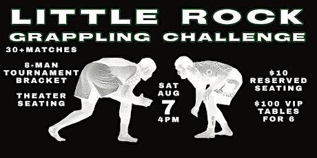 Little Rock Grappling Challenge tickets