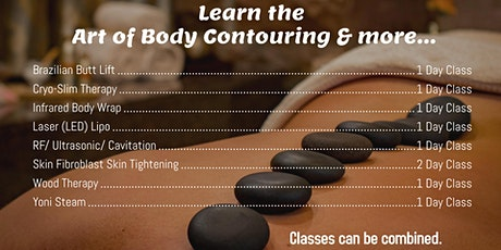 The Art of Body Contouring  Training & Certification Workshops tickets