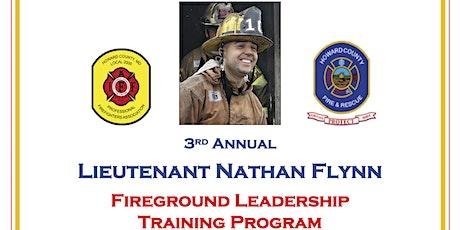 3rd Annual Lt. Nathan Flynn Fireground Leadership Training Seminar tickets