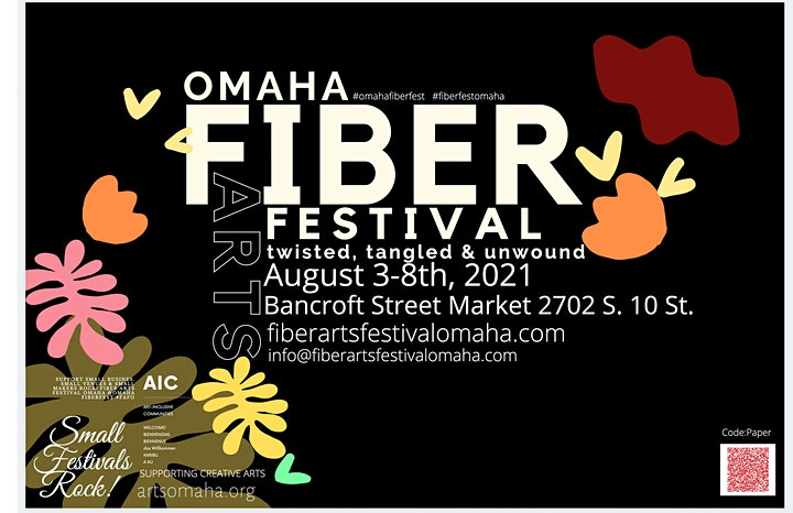 Fiber Arts Festival Omaha image