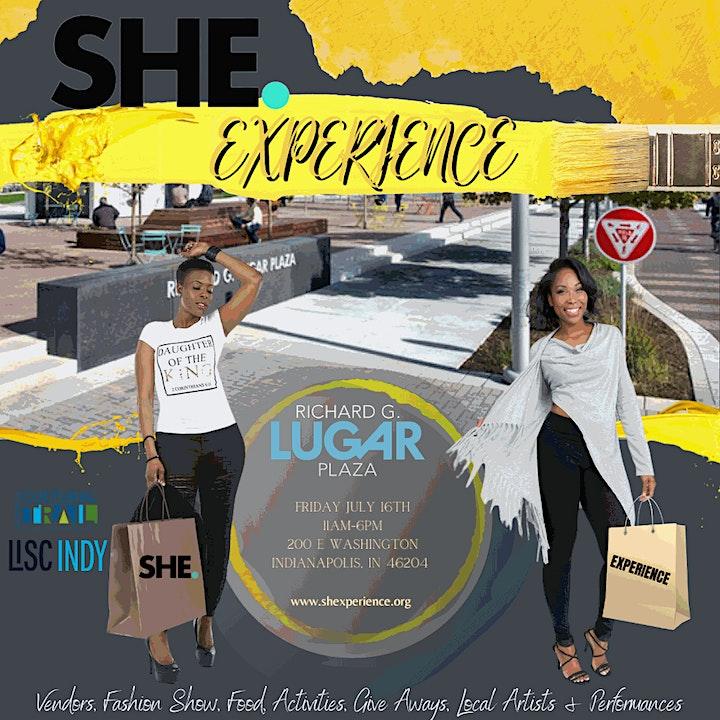 SHE. Xperience  - Ubuntu Celebration - Lugar Plaza/Indy Cultural Trail image