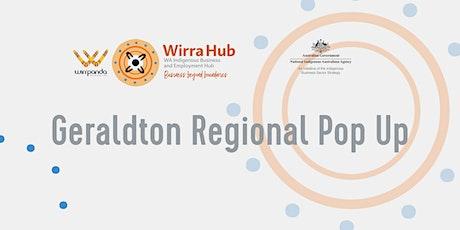 Geraldton Regional Pop Up Hub - June 2021 tickets