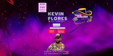 Kevin Flores en Orlando tickets