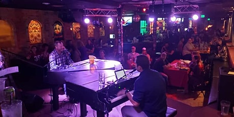 July Dueling Pianos Cocktail Party tickets