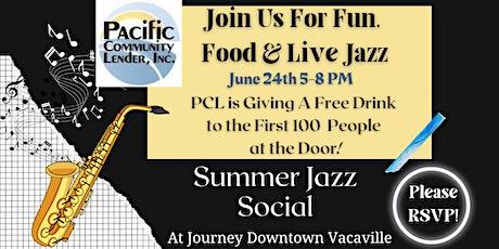 Summer Jazz Social tickets