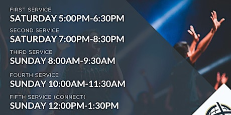 ANFGC Toronto In-Person Worship Services tickets