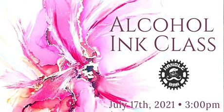 July Alcohol Ink Paint Party tickets