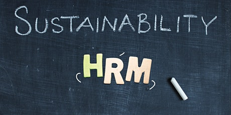 ACADEMIC BRANCH: Sustainability and HR: Looking towards the future tickets