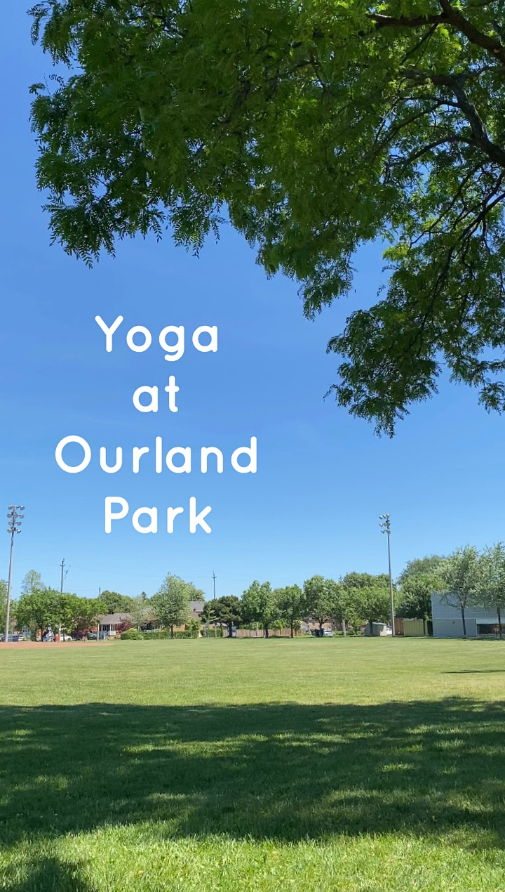 Evening Yoga at Ourland Park (In-Person Class) image