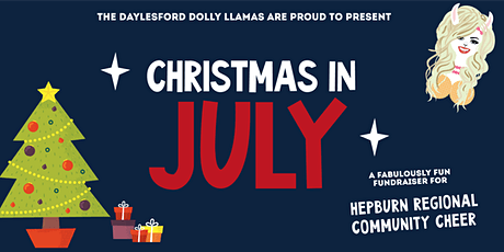 Christmas in July Fundraiser tickets
