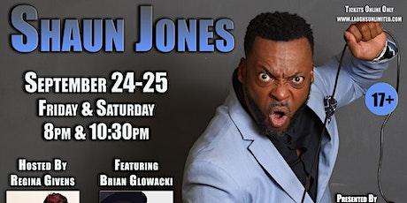 SHAUN JONES featuring Brian Glowacki tickets